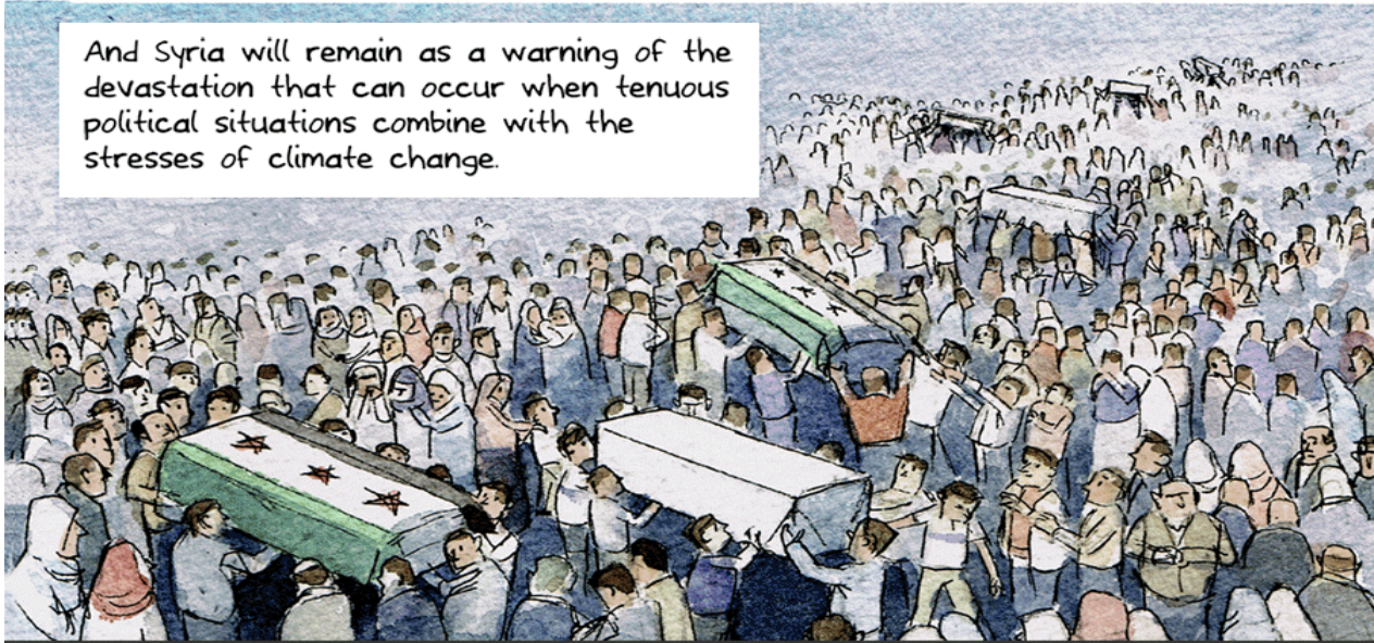 From Syria's Climate Conflict.