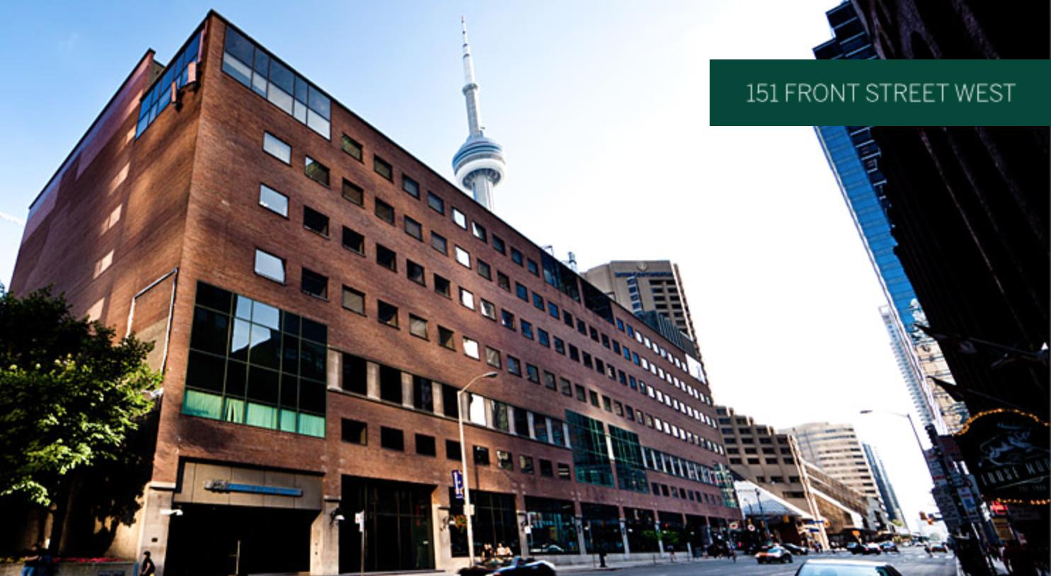 Canada's Carrier Hotel: http://www.151frontstreet.com
