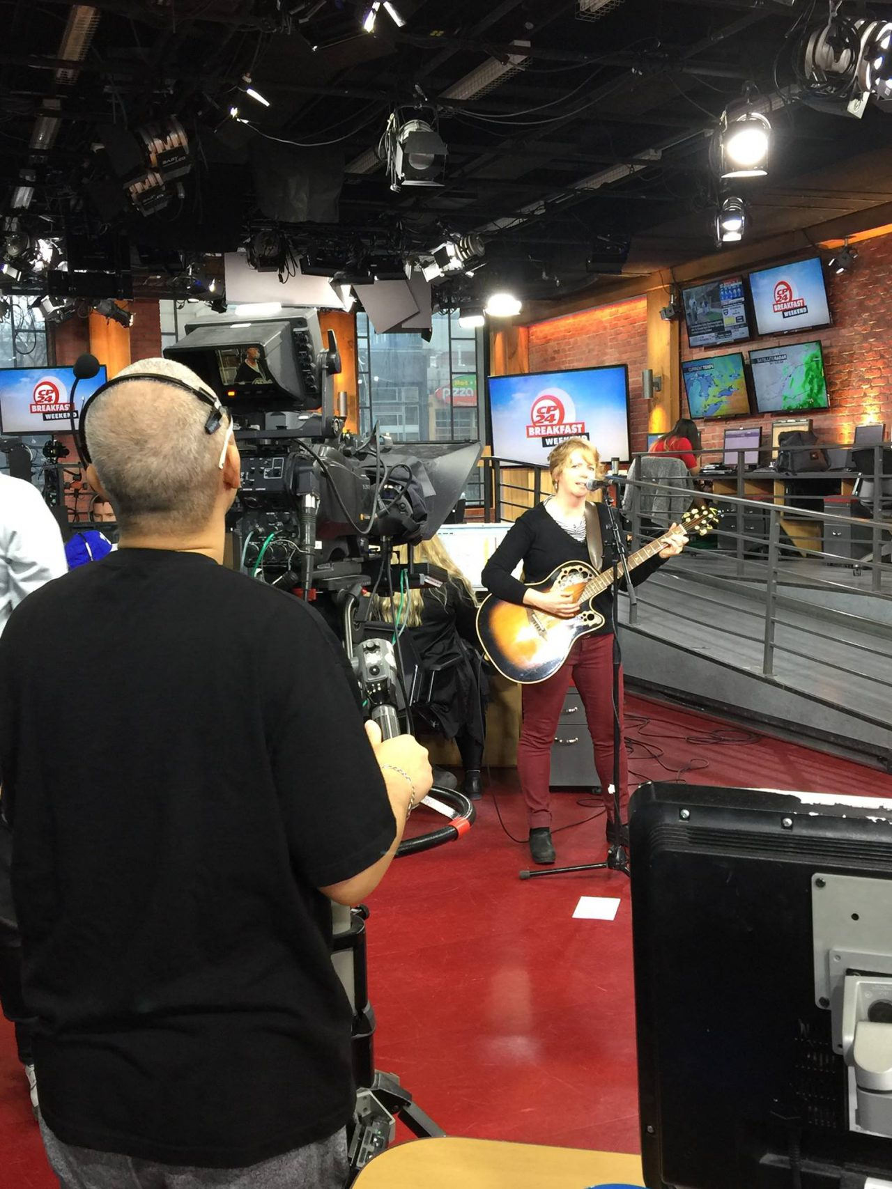 Live on Toronto's CP24 - Tinforest